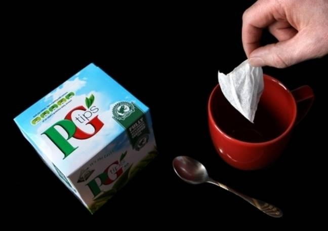 PG Tips and Yorkshire Tea are backing Black Lives Matter. Credit: PA