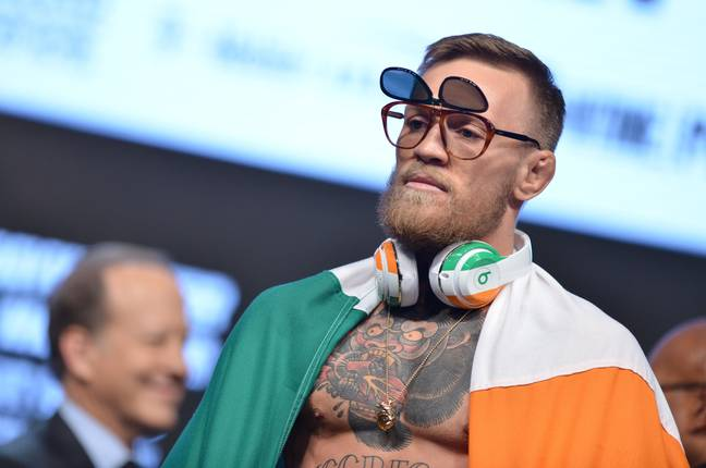 Conor McGregor Unlikely To Accept the Jorge Masvidal UFC Fight. Credit: PA