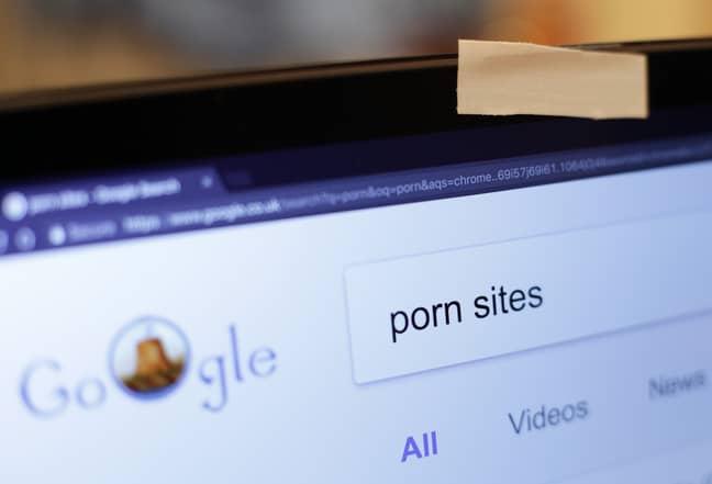 Block adult sites using parental controls. Credit: PA