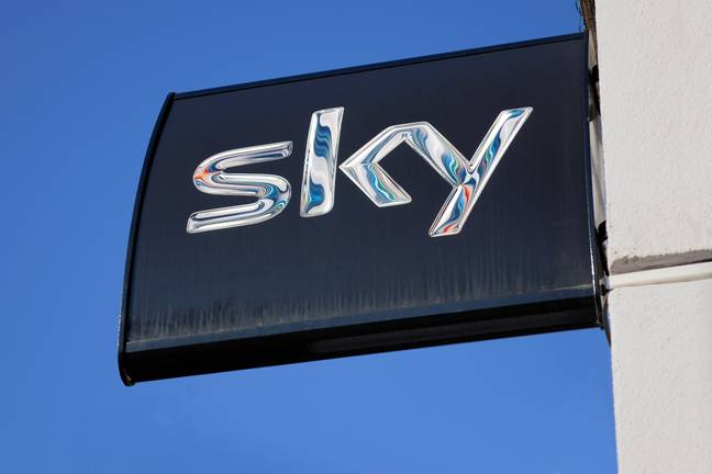 Sky customers in the UK will no longer be able to stream shows while in the EU. Credit: PA