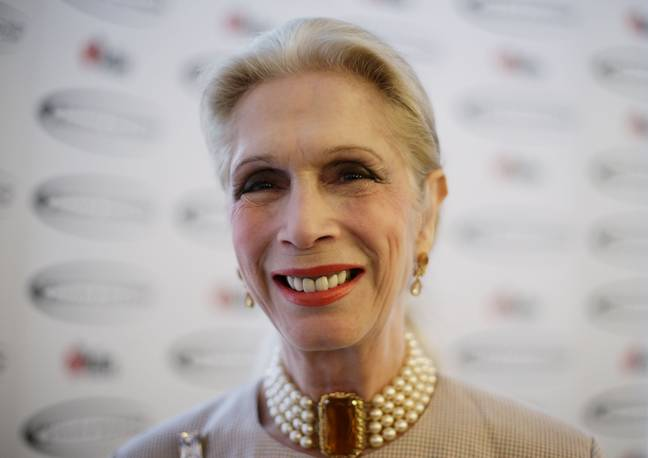 Lady Colin Campbell has claimed that soliciting prostitution from minors 'is not the same as paedophilia'. Credit: ITV