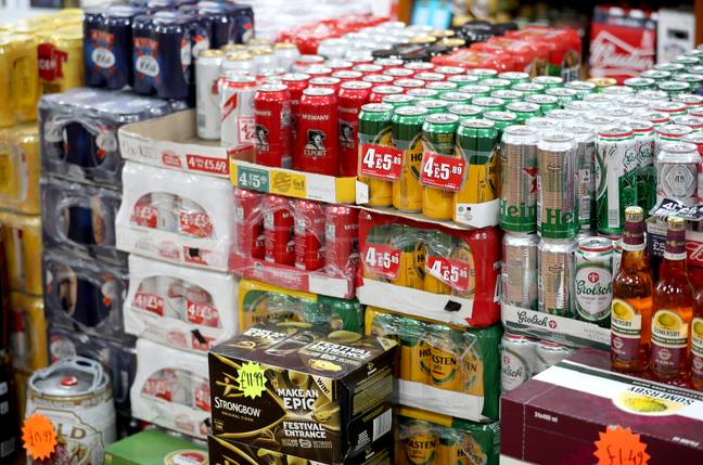 The sale of booze after 9pm could be banned after lockdown is lifted. Credit: PA