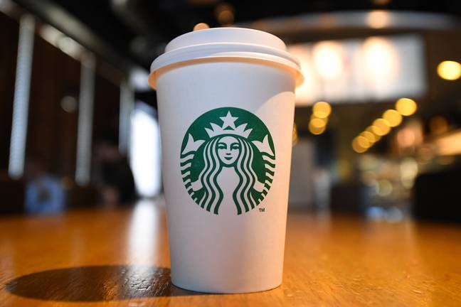 Starbucks is offering free coffee to NHS staff and rail workers. Credit: PA