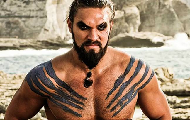 Momoa was in debt after the GoT gig drew to a close. Credit: HBO