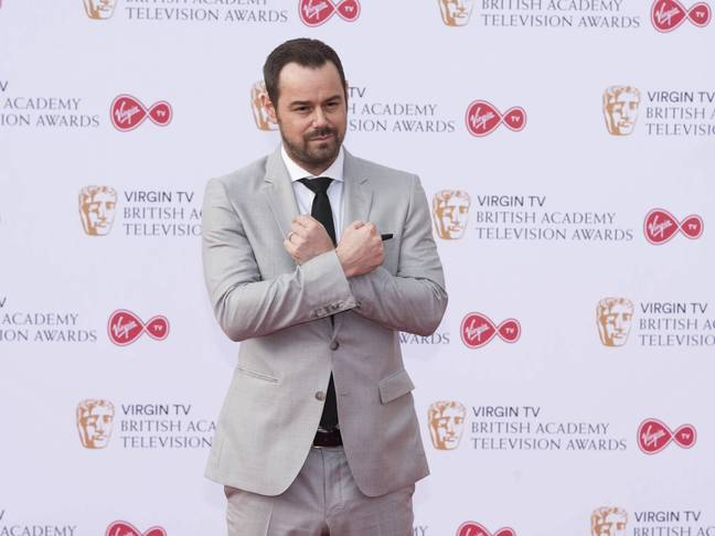 Danny Dyer attacked Boris Johnson and Nigel Farage on Brexit. Credit: PA