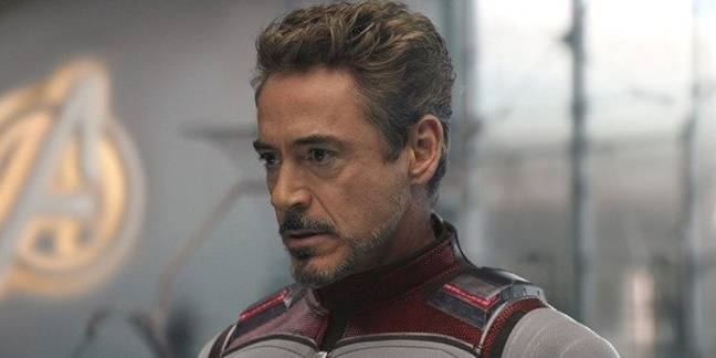 Robert Downey Jr. says he 'could' put the iron suit on once again. Credit: Marvel