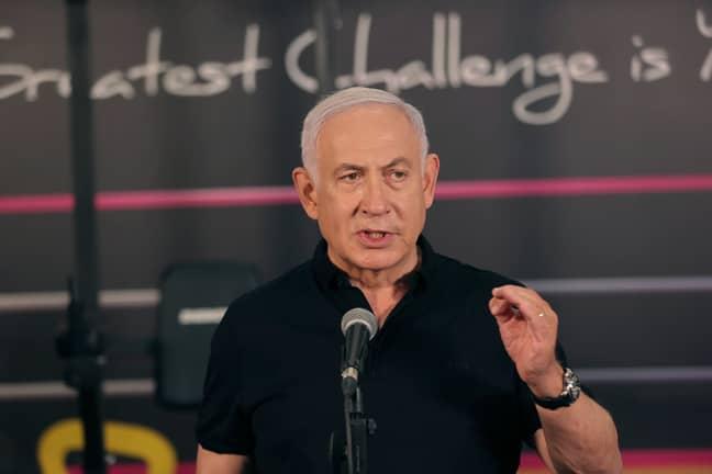 Israeli Prime Minister Benjamin Netanyahu. Credit: PA
