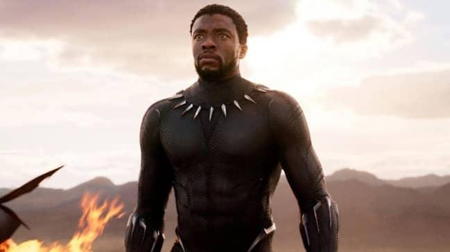 Boseman in Black Panther. Credit: Marvel