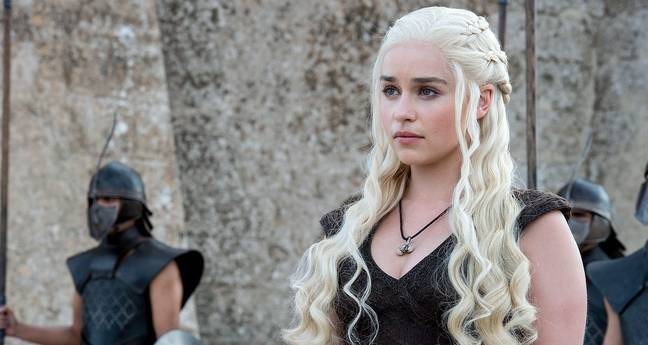 The role eventually went to Emilia Clarke. Credit: Warner Bros