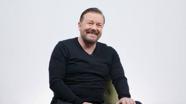 Ricky Gervais Unfiltered