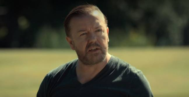 Ricky Gervais Has Been Working On Season 2. Credit: Netflix
