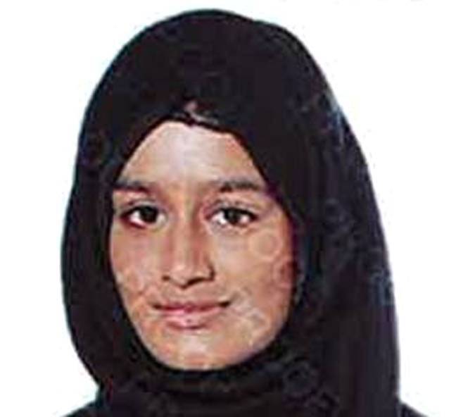 Shamima Begum wants the UK to give her a second chance. Credit: PA