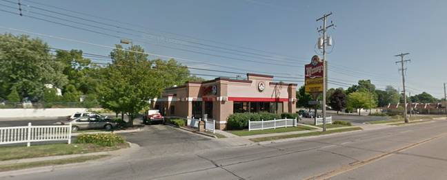 Wendy's in Greenville. Credit: Google