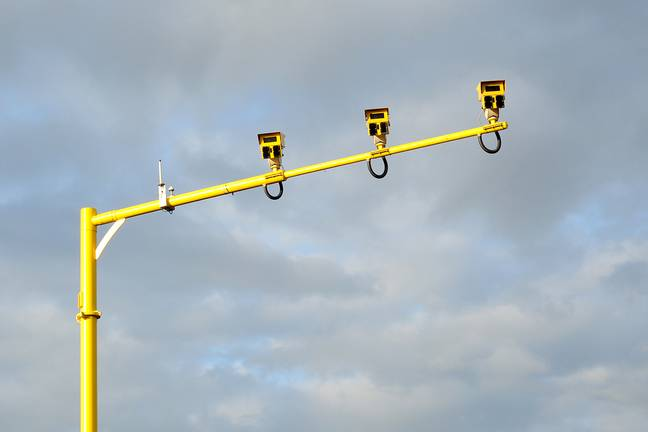 Could speed cameras be useless in a few years? Credit: PA