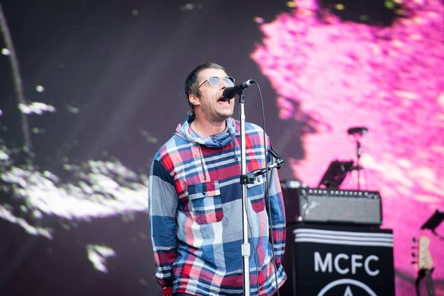 Could Liam Gallagher be changing music for acting? Credit: PA