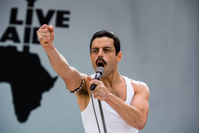 Rami Malek has been nominated for a Golden Globe for his portrayal of Freddie Mercury. Credit: PA