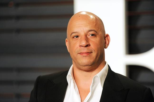Vin Diesel. Credit: The Photo Access/Alamy Stock Photo