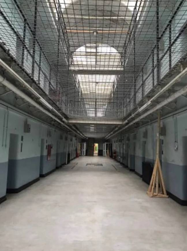HMP Shepton Mallet closed in 2013. Credit: WikiMedia Commons