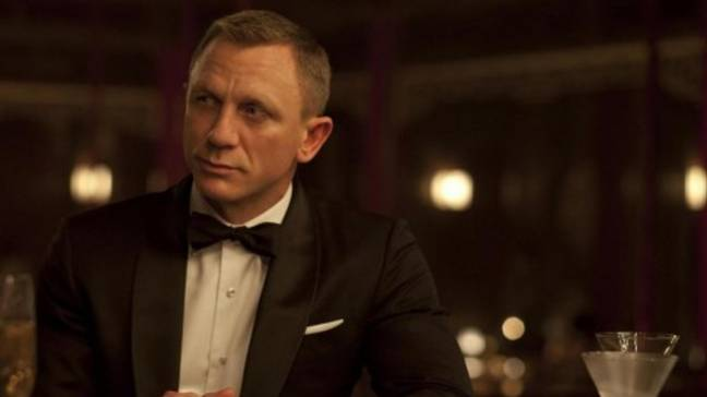 Daniel Craig is still the current James Bond. Credit: MGM