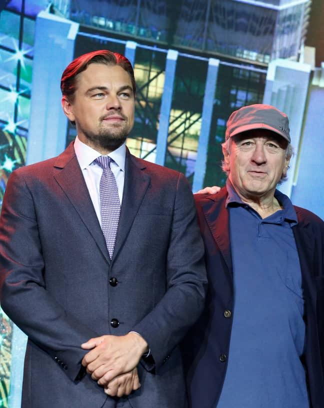 DiCaprio will present the award. Credit: Shutterstock