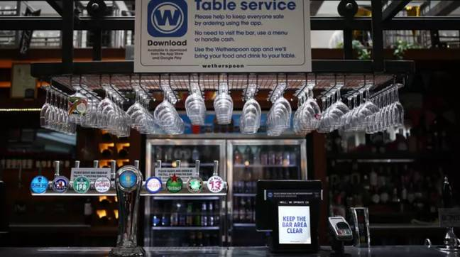 Tim Martin says Spoons will be 'cheaper than Tesco' under the Government's 'Eat Out to Help Out' scheme. Credit: PA