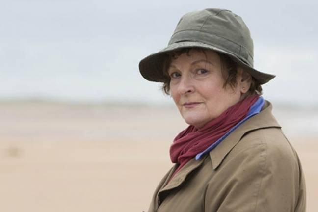 The series is based on a novel by Ann Cleeves, creator of the Vera series. Credit: ITV