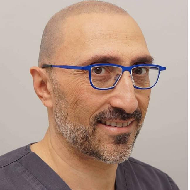 Dr Bessam Farjo. Credit: HairClone