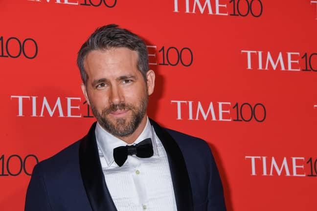 Ryan Reynolds at the Time 100 Gala. Credit: PA