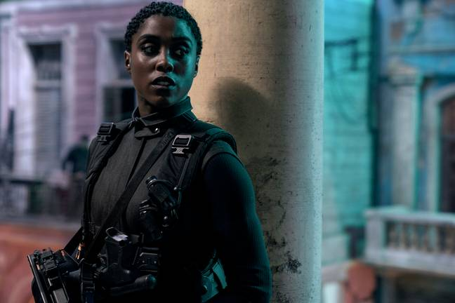Lashana Lynch's Nomi is also a 00 agent. Credit: Universal