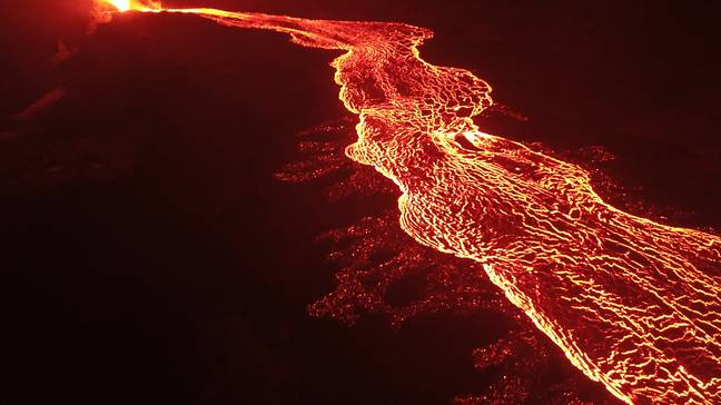 David claims the astronomical alignment will trigger a rise in volcanic activity. Credit: PA