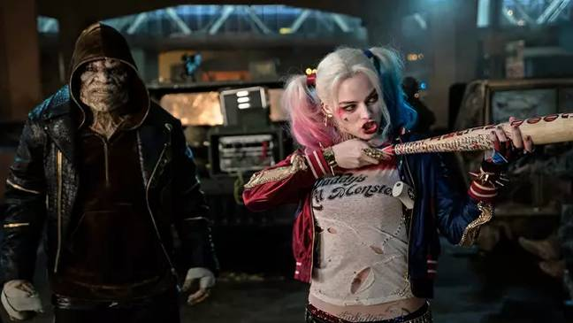 The new movie will see Robbie reprise her role as the terrifying Harley Quinn. Credit: Warner Bros.