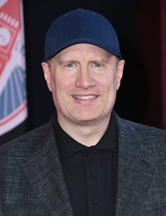 Marvel CEO Kevin Feige. Credit: PA
