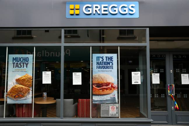 Some Greggs stores are reopening. Credit: PA
