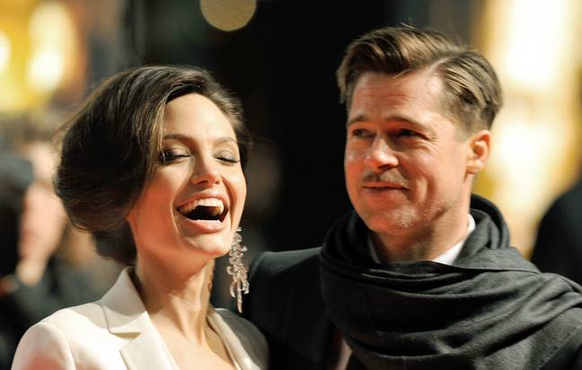 Brad Pitt admits he spent 18 months in Alcoholics Anonymous after split with Angelina Jolie. Credit: PA