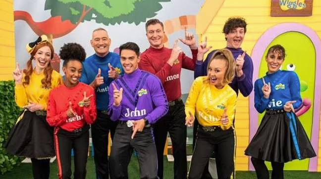 Credit: The Wiggles