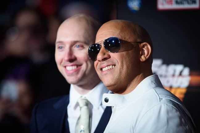 Vin Diesel (Credit: PA)