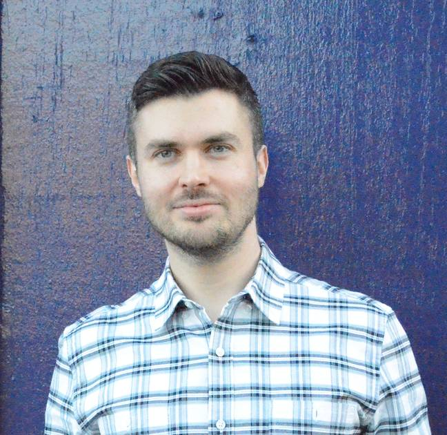 Aetherius Society International Director Mark Bennett