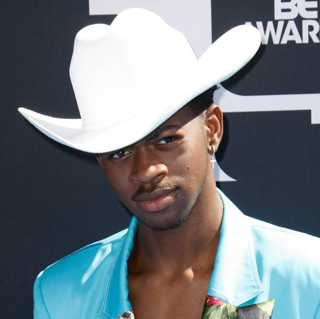 Lil Nas X Is The First Openly Gay Man To Win Country Music Award. Credit: PA
