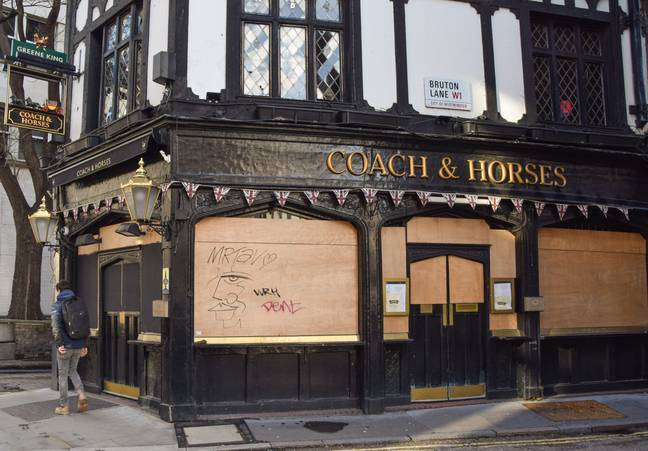 Countless pubs have closed down over the year because of lockdowns and restrictions. Credit: PA