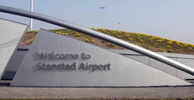The teenager reportedly held onto a flight from Stansted Airport to Maastricht. Credit: PA