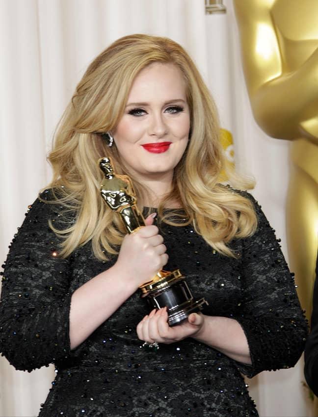 Adele is back on the music scene. Credit: Alamy