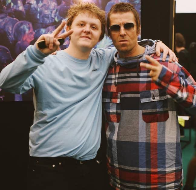 Liam Gallagher appears to be team Capaldi, surprise surprise. Credit: BBC Radio 2