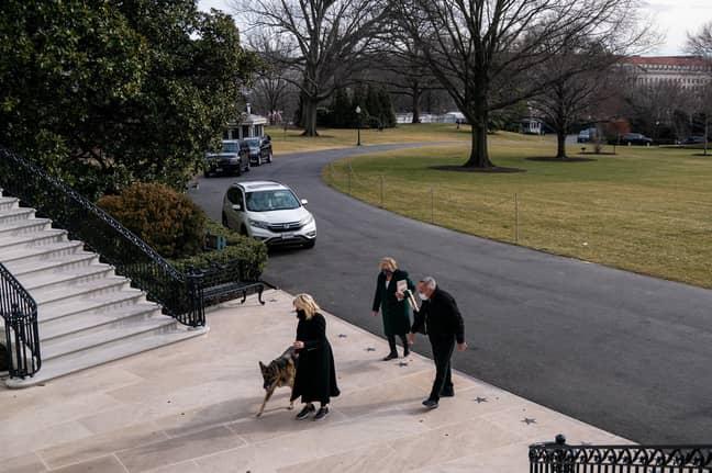 Credit: The White House/Adam Schultz