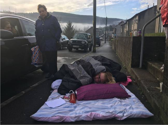 The picture of Donna that the family want people to see. Credit: Media Wales