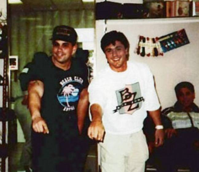Alite was Gotti Jr's brutal enforcer, though now the pair are enemies. Credit: US Government evidence