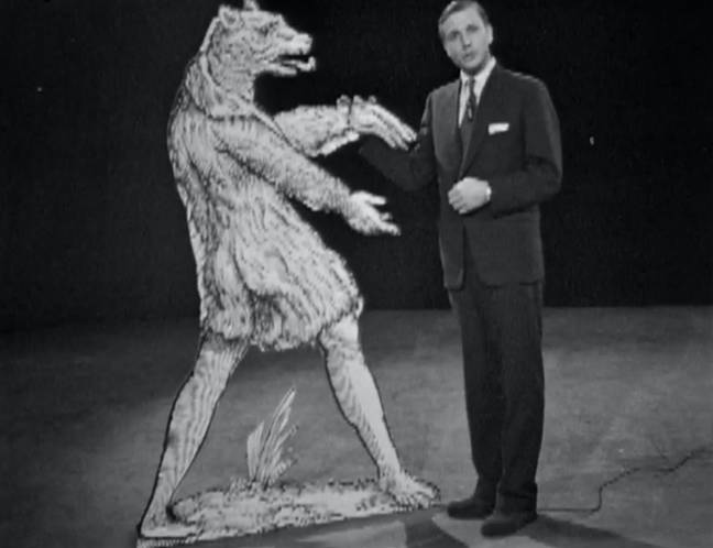 Attenborough in Zoo Quest to Madagascar (1961). Credit: BBC