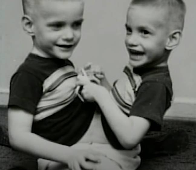 The brothers worked in circuses as children. Credit: The Wizard of Odd TV