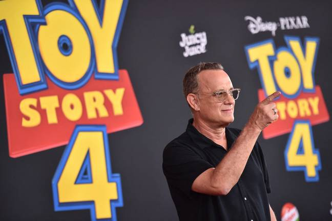 Tom Hanks has said he wouldn't be surprised if we one day see a Toy Story 5. Credit: PA