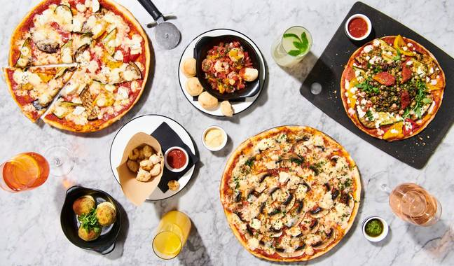 PizzaExpress is reportedly preparing for debt talks with its creditors. Credit: PizzaExpress/Facebook