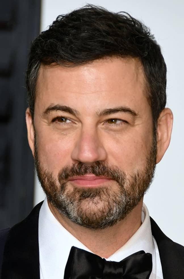 Jimmy Kimmel. Credit: PA